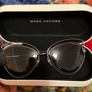 Marc Jacob cat eye sunglasses